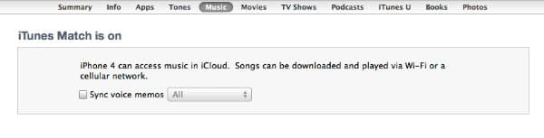 Removing music after activating iTunes Match