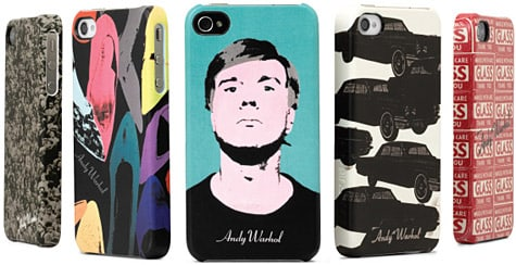 Incase adds new designs to Andy Warhol collection
