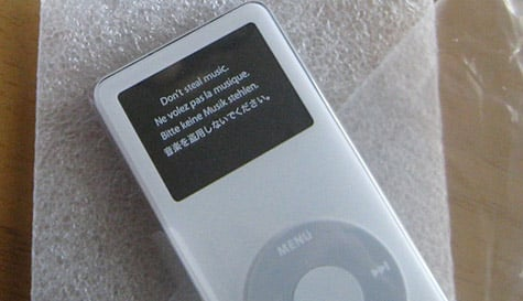iPod nano replacements confirmed to be 1G units