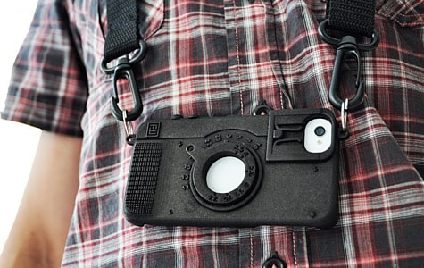 Fresh Fiber offers 3D-printed cases for iPhone 4/4S