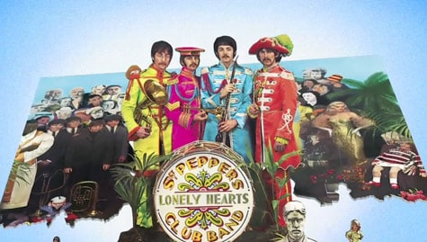 Apple airs new Beatles iTunes ad