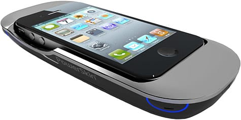 PowerSkin rolls out Gaming Skin for iPhone, iPod touch