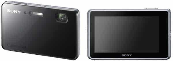 Sony Cyber-shot TX200V