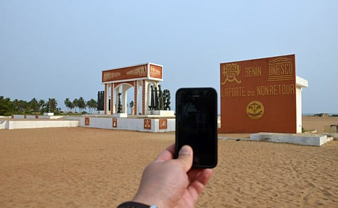 Photo of the Week: iPhone 4S in Africa