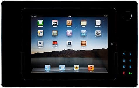 Bracketron unveils iRoom iDock Touchcode for iPad