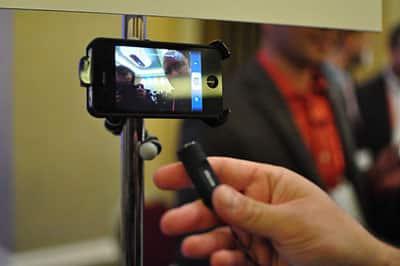 Dexim at 2012 CES: Click Stick remote