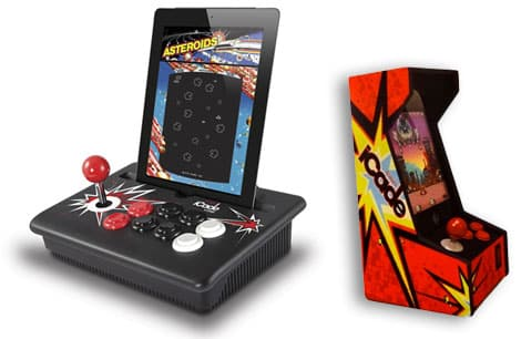 ION Audio at 2012 CES: iCade Core, iCade Jr. + iCade Mobile