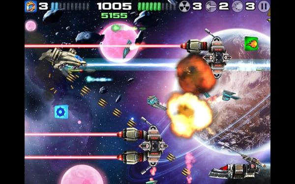 Rapid Turtle Games Starfighter Overkill