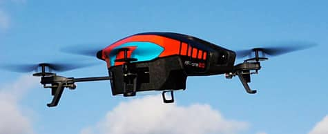 Parrot AR.Drone 2.0 ships in May, pre-orders start Mar. 1