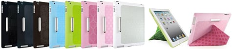 Ozaki previews cases for iPad 3