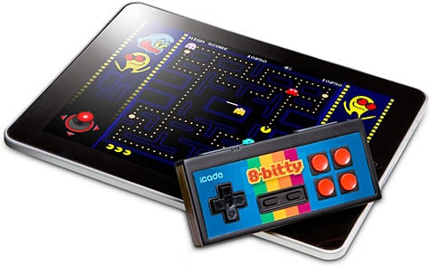 ThinkGeek intros iCade 8-bitty game controller