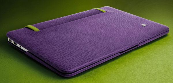 Vaja Ivolution Leather Suit for MacBook Air