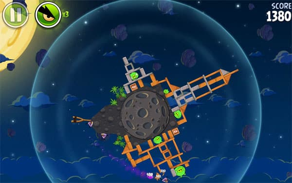 Rovio Mobile Angry Birds Space