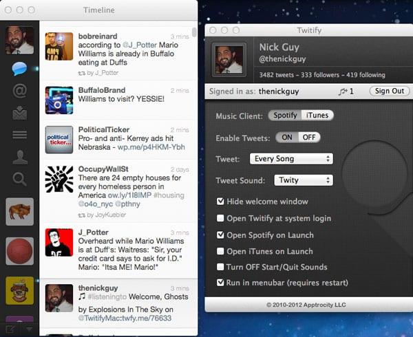 Apptrocity Twitify