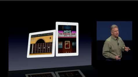 Apple updates iWork, GarageBand, iMovie iOS apps
