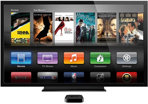 Apple rolls out third-generation Apple TV