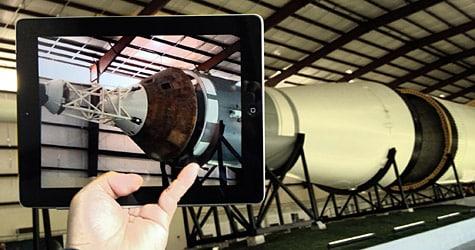 Photo of the Week: iPad 2 in Texas