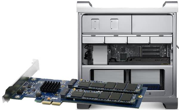OWC Mercury Accelsior PCI Express SSD
