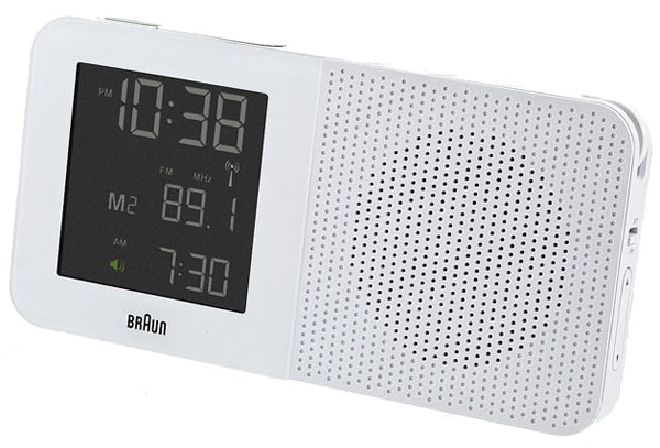 Braun BNC010 Alarm Clock