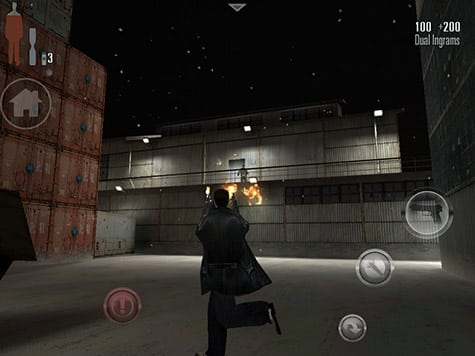 Rockstar to bring Max Payne to iPhone, iPad, iPod touch