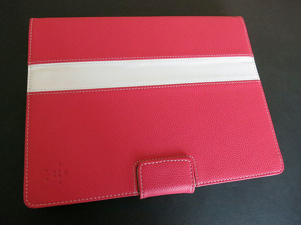 Review: Belkin Cinema Dot, Leather + Stripe Folio with Stand for iPad (3rd-Gen)