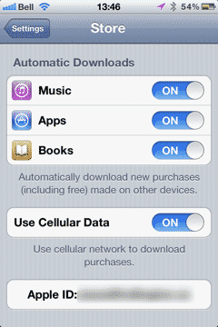 Removing greyed out music tracks from iPod touch