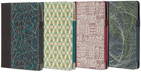 Griffin, Threadless team on cases for iPad + iPhone