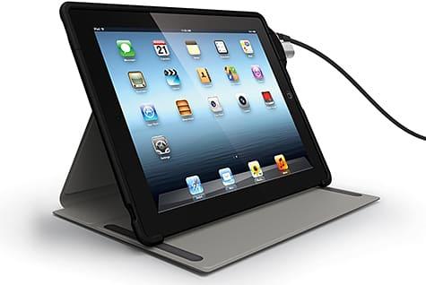 Kensington unveils SecureBack Case + Lock for iPad