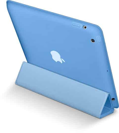Apple unveils iPad Smart Case