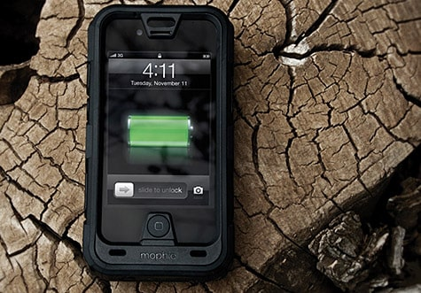 Mophie offers rugged Juice Pack Pro for iPhone 4, 4S