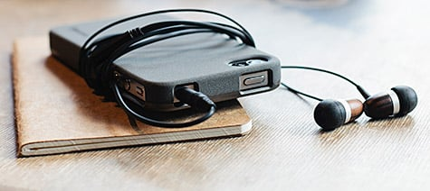Griffin rolls out WoodTones earbuds