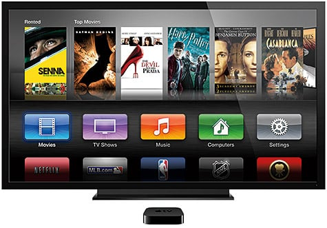Manually updating your Apple TV's software