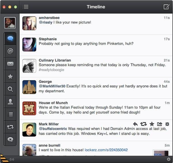 Tapbots Tweetbot for Mac