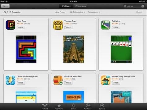Chomp influence seen in iOS App Store update