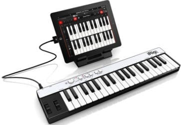 IK Multimedia introduces iRig Keys keyboard
