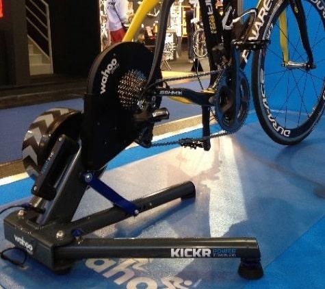 Wahoo Fitness unveils KICKR Power Trainer
