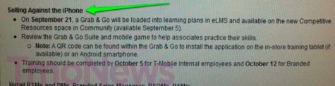 """T-Mobile to sell """"against"""" new iPhone, offer 4/4S SIMs"""