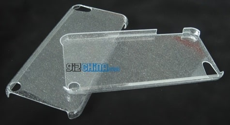 Photos of alleged iPod touch 5G case surface