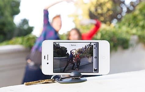 Photojojo previews Tiltpod Mobile tripod for iPhone 4, 4S