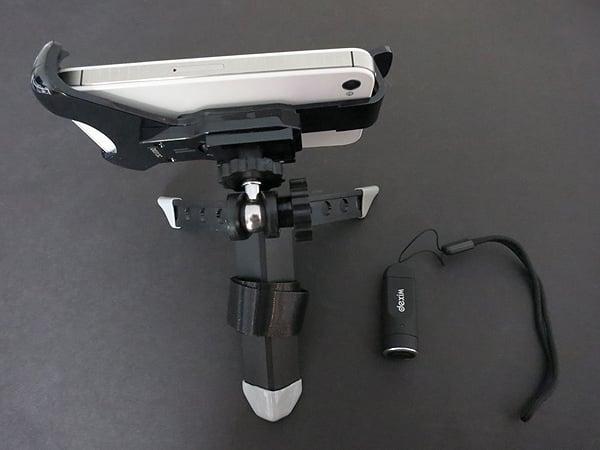 Review: Dexim ClickStik Bluetooth Remote + Camera Stand