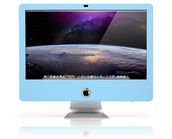 """TMDtouch Zorro Masck Touch Screen for 21.5"""" iMac"""