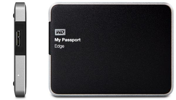Western Digital My Passport Edge for Mac