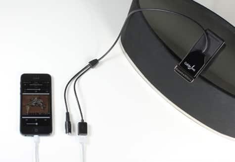 CableJive sells DockBoss+ 30-pin to Lightning adapter