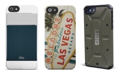 iPhone 5 cases: iSkin, Luardi, PureGear + more