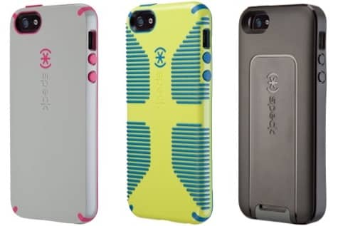 Speck debuts CandyShell and other iPhone 5 cases