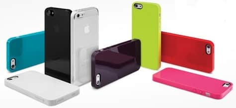 SwitchEasy debuts Colors, Nude cases for iPhone 5