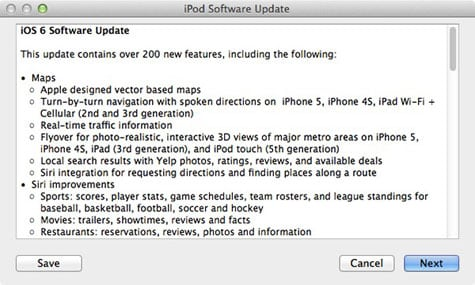iOS 6 out now, back up your iOS devices