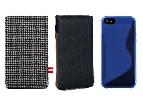 iPhone 5 cases: Fabrix, CalypsoCrystal, Seidio and more