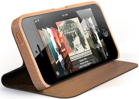 Miniot shows new Book, Pouch, iWood for iPhone 5