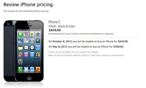 iPhone 5, iPod touch, iPod nano pre-orders begin